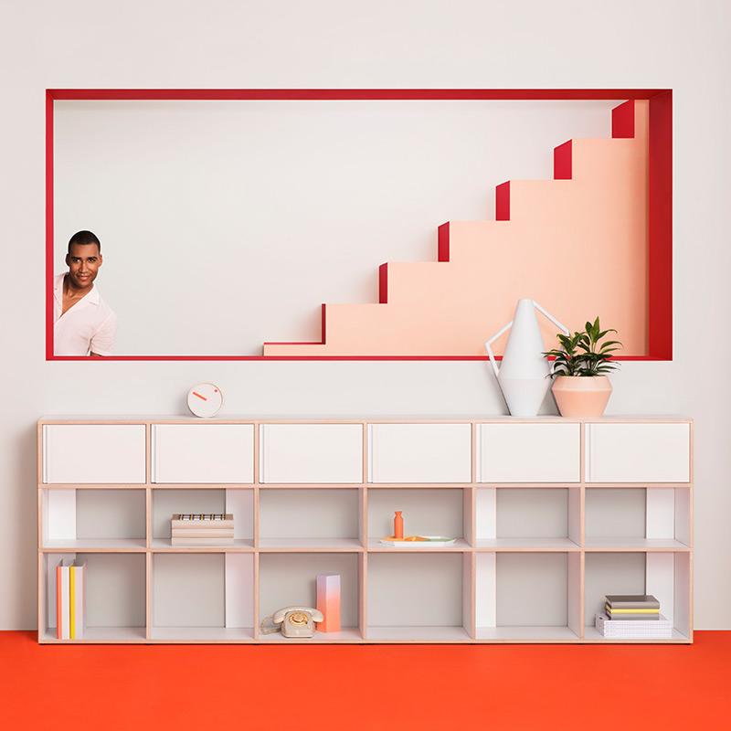Tylko bookshelf design your own bookcase - Exclusive decoration of book shelf ...
