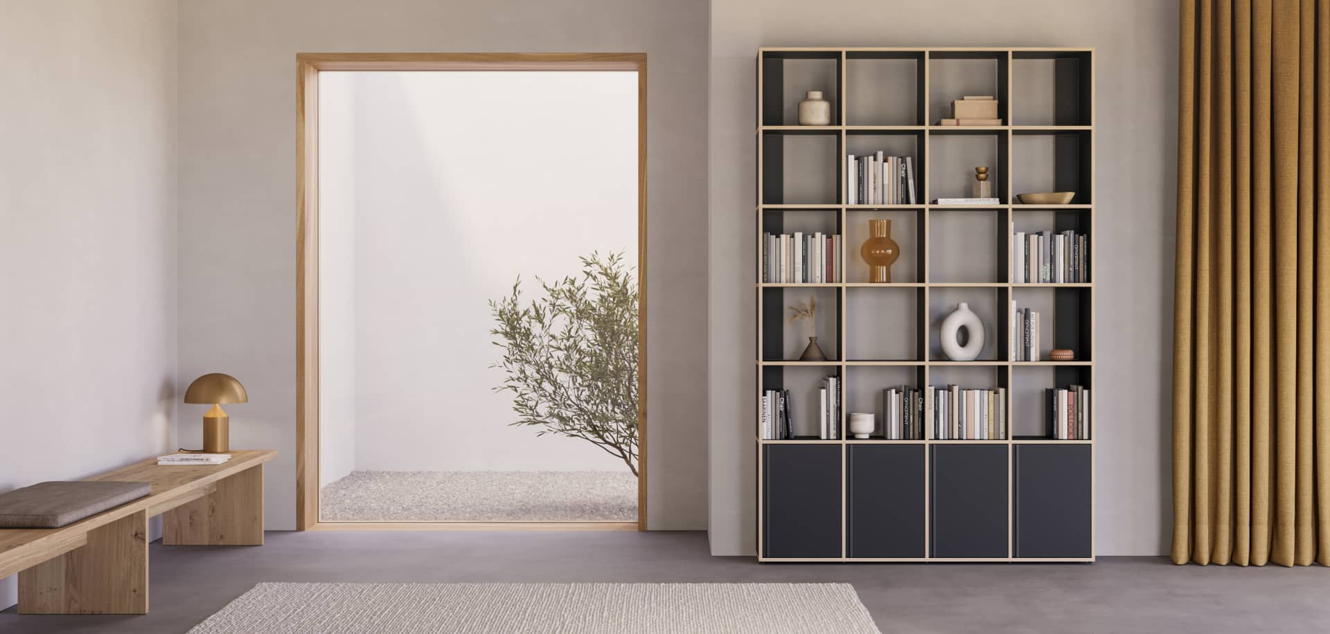 Tylko Create The Ideal Shelves And, Cool Storage Furniture